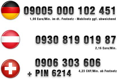 Heißer Telefonsex mit Türkin